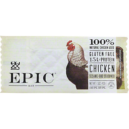 EPIC BAR CHKN SESAME BBQ