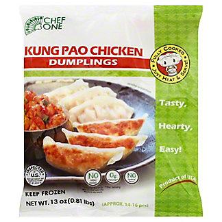 Chef One Kung Pao Chicken Dumpling, 13 oz