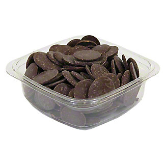 Madagascar Chocolate Discs 73% , lb