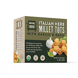 Rollin Greens Italian Herb Millet Tots, 11.5 oz