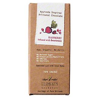 Elements Truffles Bar Raspberry With Beetroot, 2 oz