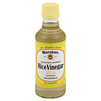 Marukan Rice Vinegar Seasoned, 12 oz