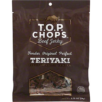 Chops Teriyaki Jerky, 2.75 oz