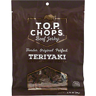 Chops Teriyaki Jerky, 2.75 oz