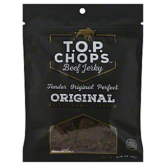 Chops Original Jerky, 2.75 OZ