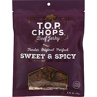 Chops Sweet & Spicy Jerky, 2.75 oz