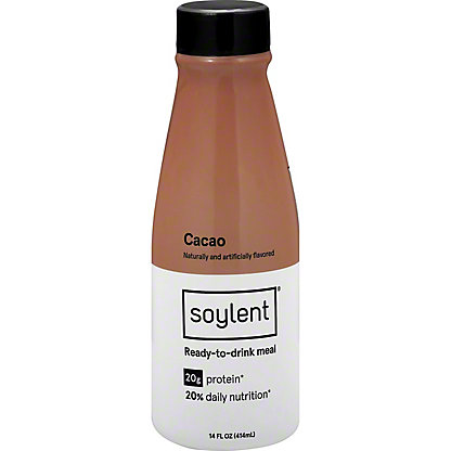 Soylent Ready-to-Drink Meal, Cacao, 14 oz