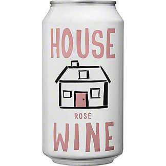 HOUSE WINE CAN ROSE