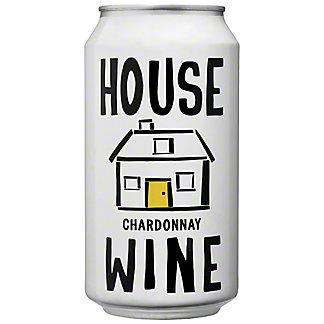 House Wine Wine Chardonnay, 375 mL