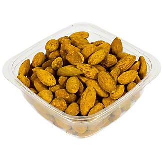 Austinuts Turmeric Almonds, sold by the pound