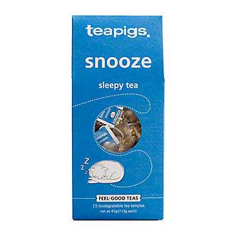 Tea Pigs Snooze Sleepy Tea, 15 Ct