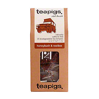 Teapigs Red Bush Honeybush & Rooibos, 15 Ct