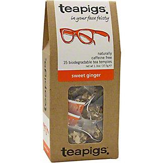 Tea Pigs Sweet Ginger, 15 CT