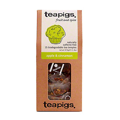 Teapigs Apple & Cinnamon, 15 Ct