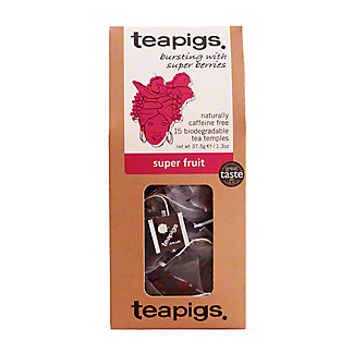 Teapigs Super Fruit, 15 Ea