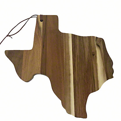 Architec Acacia Wood Texas Cutting Board, EA