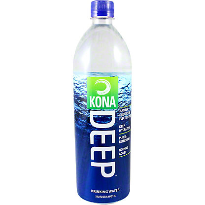 Kona Deep Drinking Water, 1 L