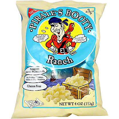 PIRATE BOOTY AGED RANCH PUFFS