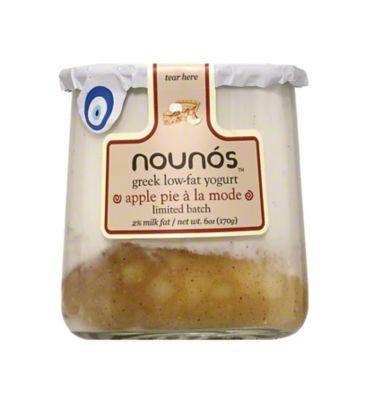 Nounos Apple Pie Yogurt