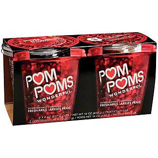 Pom Wonderful Pomgranate Arils Twin Pack, 8 oz cups, 2 ct