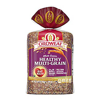 Oroweat Healthy Multi-Grain Bread, 24 oz