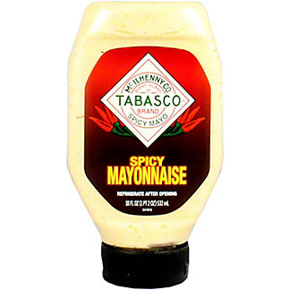 Tabasco Spicy Mayonnaise, 18 oz