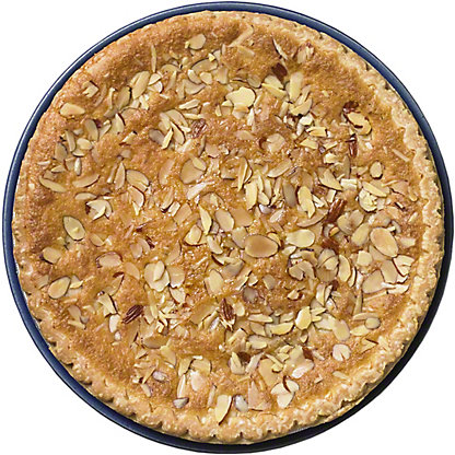 Central Market Almond Cherry Buttermilk Pie, Serves 8-10