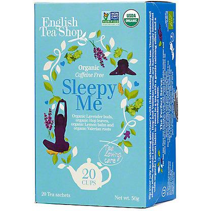 English Tea Shop Organic Sleepy Me Sachets, ea