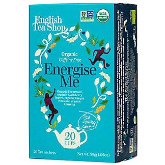 English Tea Shop Organic Energize Me Sachets, ea