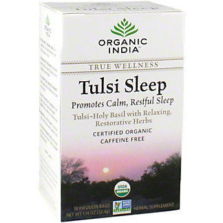 ORG INDIA WELLNESS TEA SLEEP