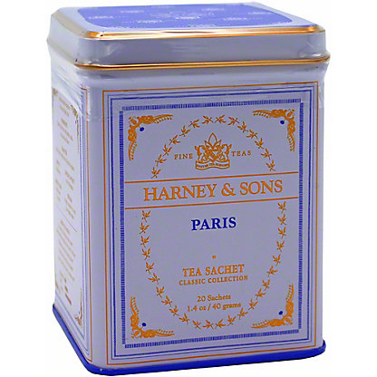 WHITE SACHET PARIS TEA