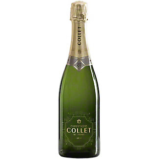 Champagne Collet Brut, 750 mL