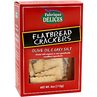 FD FLATBREAD CRACKERS