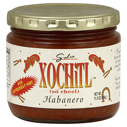 Xochitl Salsa Habanero XXX, 11.50 oz