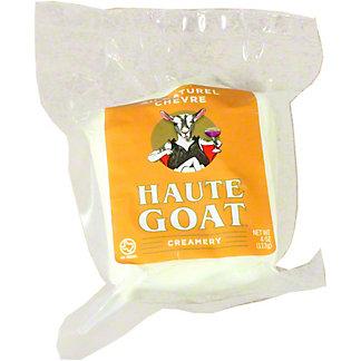 Haute Goat Creamery Goat Plain, 4 oz