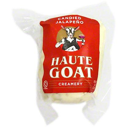 Haute Goat Creamery Goat Candied Jalapeno, 4 oz