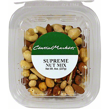 Austinuts Supreme Nut Mix Roasted & Salted, ea