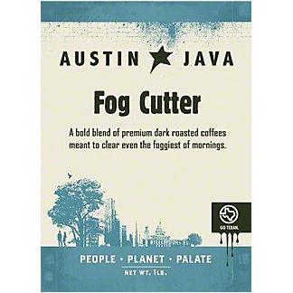 Austin Java Fog Cutter Whole Bean Coffee, 12 oz