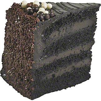 Central Market Brooklyn Blackout Cake Slice, 7.5 oz
