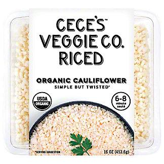 Cece's Veggie Co. Organic Riced Cauliflower, 16 oz