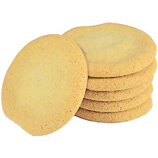 Central Market Sugar Cookies, 6 ct