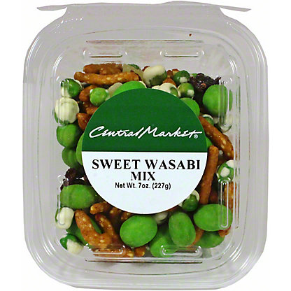 Austinuts Sweet Wasabi Mix, 7 OZ