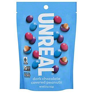 Unreal Dark Chocolate Peanut Gems, ea