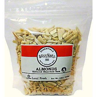 Austinuts Austinuts Essentials Blanched Slivered Raw Almonds, ea