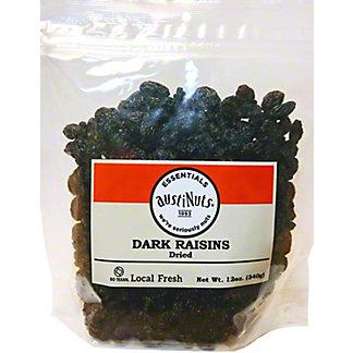 Austinuts Essentials Dark Raisins, ea