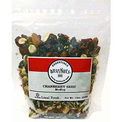 Austinuts Essentials Cranberry And Seed Medley, Ea