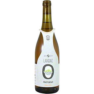 Lunaria Zeropuro Pinot Grigio, 750 ML