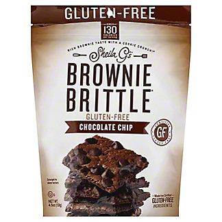 BROWNIE BRITTLE GF CHOC CHIP