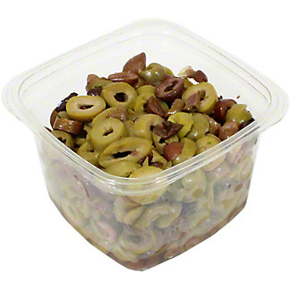 Divina Greek Olive Rings, Sold by the pound