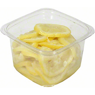 Sliced Preserved Lemons, Sold by the pound